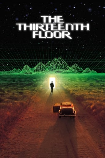 Poster of The Thirteenth Floor