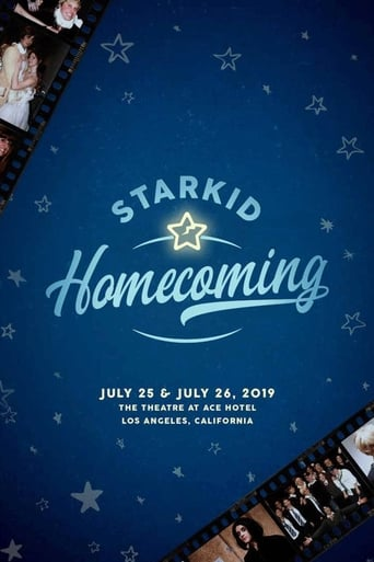 Poster of StarKid Homecoming