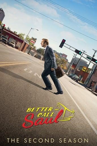 Geriau skambink Solui / Better Call Saul (2016) 2 Sezonas
