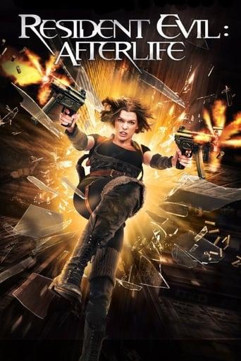 Poster of Resident Evil: Afterlife