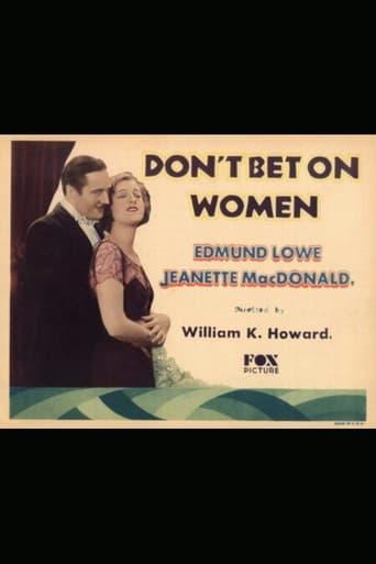Don't Bet on Women