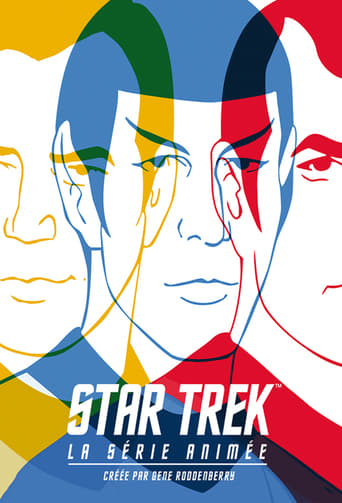 Poster of Star Trek, la série animée
