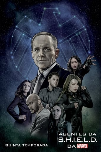 Agents of S.H.I.E.L.D. 5ª Temporada Completa Torrent (2017) Dual Áudio / Dublado 5.1 BluRay 720p | 1080p – Download