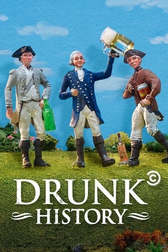 Poster of Drunk History