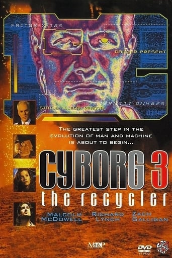 Poster of Cyborg 3: The Recycler