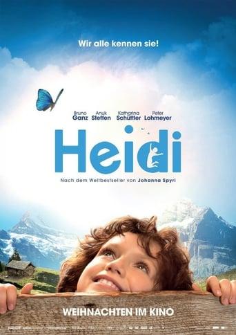 Cartoni animati Heidi - Heidi