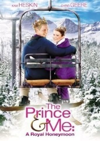 Poster of The Prince & Me 3: A Royal Honeymoon