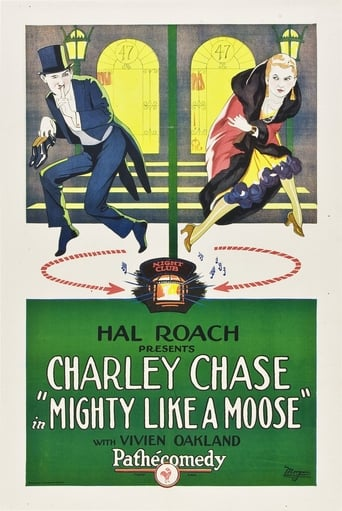 Poster of Mighty Like a Moose