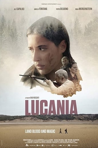 Poster of Lucania - Land blood and magic