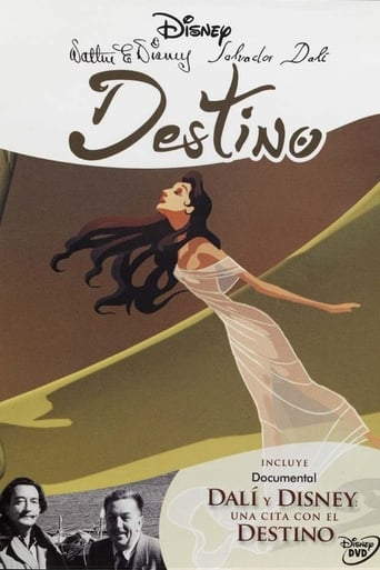 Poster of Dalí & Disney: A Date with Destino