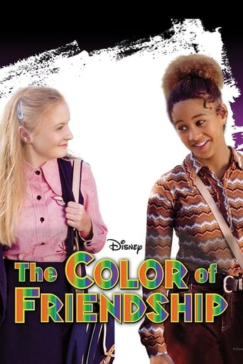 Poster of The Color of Friendship