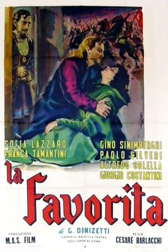 Poster of La Favorita
