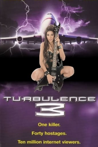 Poster of Turbulence. Secuestro en la red