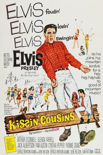 Poster of Kissin' Cousins