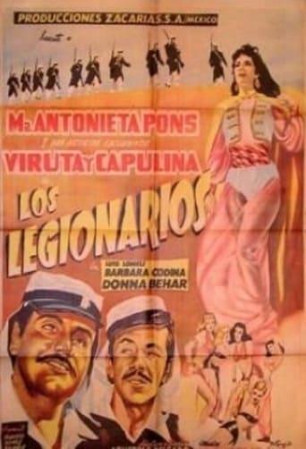 Poster of Los legionarios