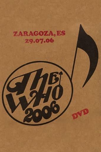 The Who: Zaragoza 7/29/2006