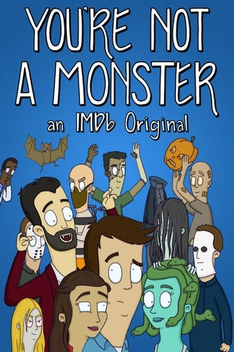 Poster of You're Not a Monster
