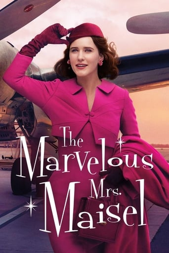 poster of The Marvelous Mrs. Maisel