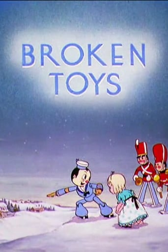 Poster of Broken Toys