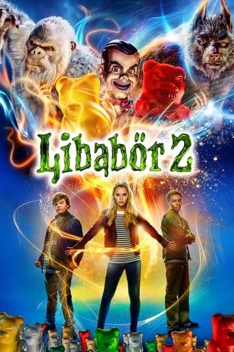 Poster of Libabőr 2. - Hullajó Halloween