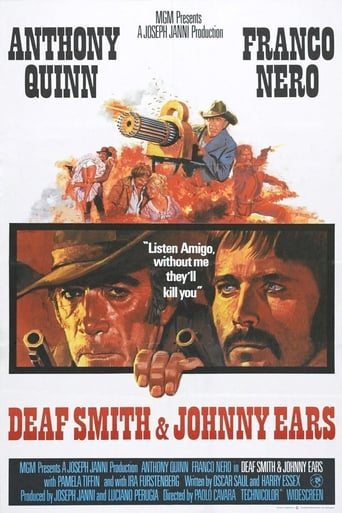 Poster of Deaf Smith & Johnny Ears