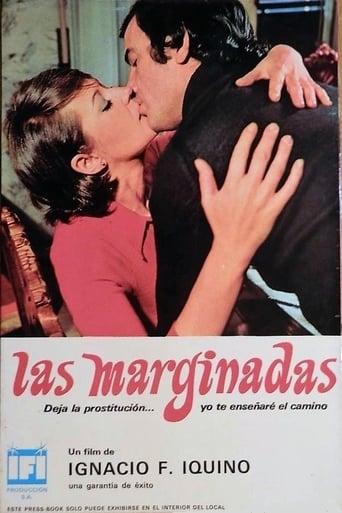 Poster of Las marginadas