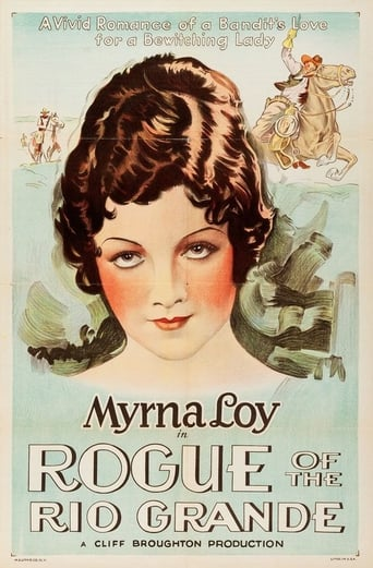 Poster of Rogue of the Rio Grande