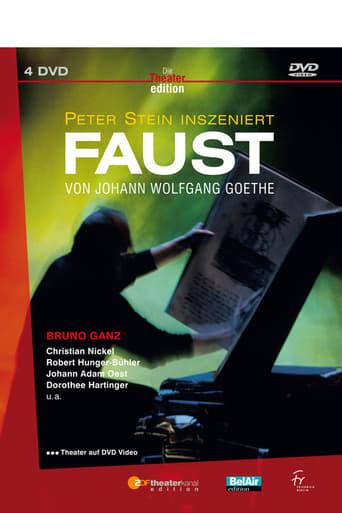 Poster of Faust – Der Tragödie erster Teil