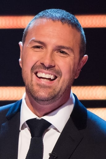 Image of Paddy McGuinness
