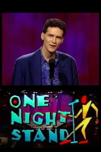 Poster of Norm MacDonald: One Night Stand