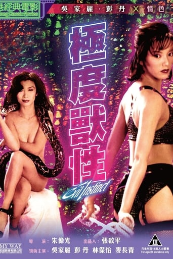 Poster of 極度獸性