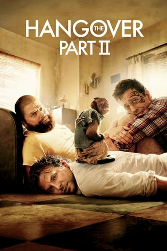Poster of The Hangover Part II