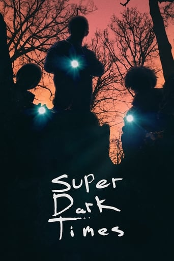 Poster of Super Dark Times