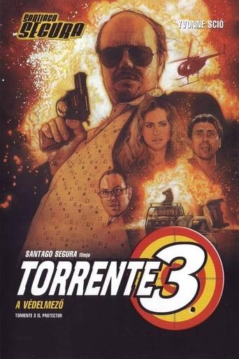 Poster of Torrente 3: A védelmező
