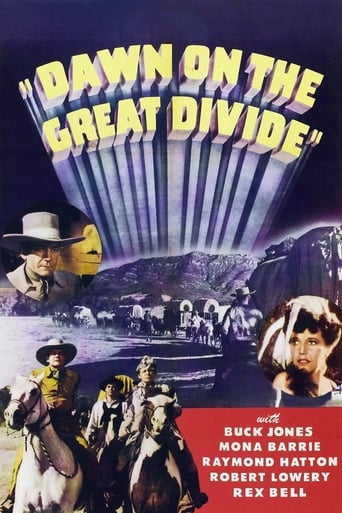 Poster of Dawn on the Great Divide