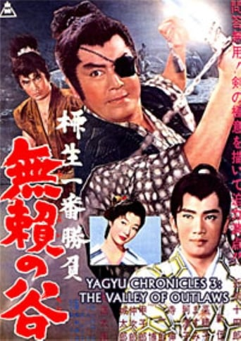Watch Yagyu Chronicles 3: The Valley of Outlaws Free Online Solarmovies