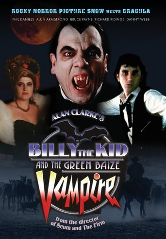 Poster of Billy the Kid and the Green Baize Vampire