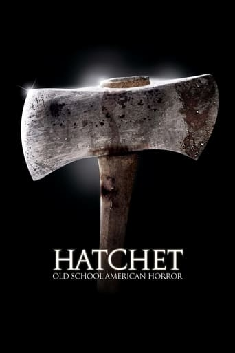 Poster of Hatchet