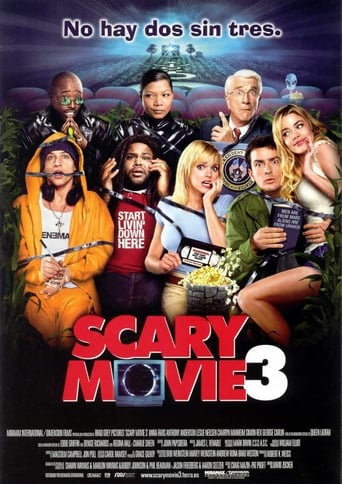 Poster of Scary Movie 3