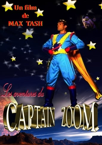 Poster of The Adventures of Captain Zoom in Outer Space
