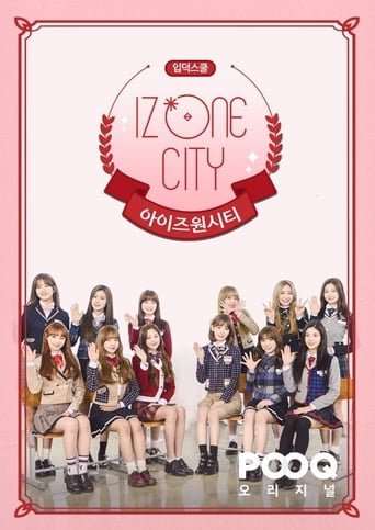 Poster of IZ*ONE CITY