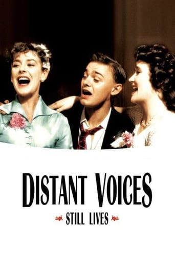 Poster of Distant Voices, Still Lives