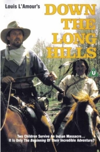 Watch Louis L'Amour's Down the Long Hills 1986 full online free