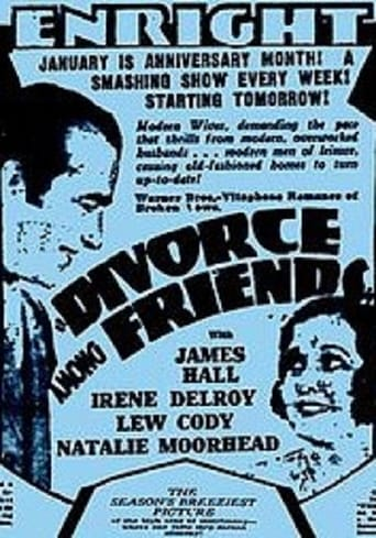 Poster of Divorce Among Friends