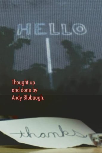 Poster of Hello, Thanks