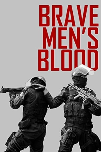 Poster of Brave Men's Blood