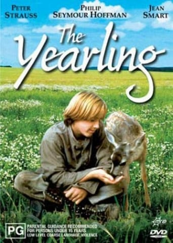 Poster of The Yearling