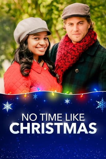 Poster of No Time Like Christmas