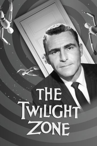 Poster of The Twilight Zone