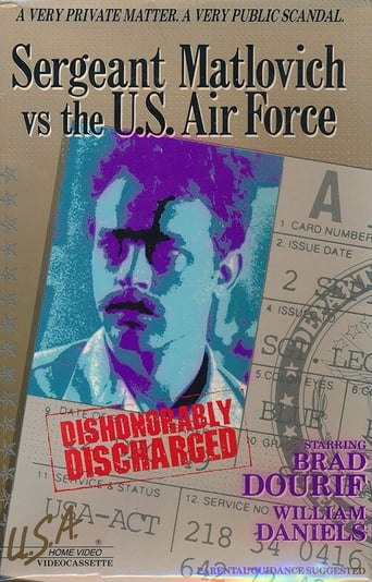 Poster of Sergeant Matlovich vs. the U.S. Air Force